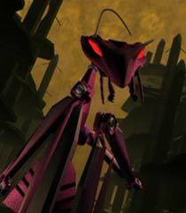 Default praying mantis virus