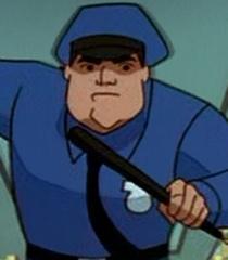 Default uniformed cop