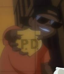 Default teen cop