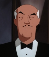 Default afred pennyworth
