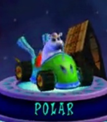 Default polar