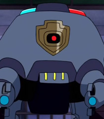 Default guard bot