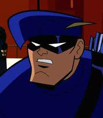 Default blue bowman