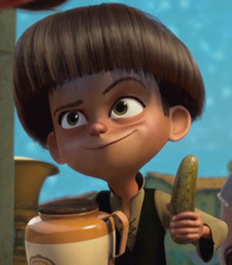 Default kid pickles
