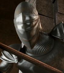 Default suit of armor