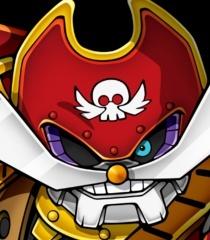 Default captain whisker