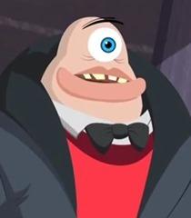 Default prince eyeball
