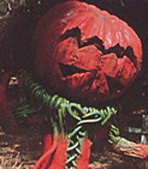 Default pumpkin rapper