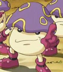 Default mushroomon