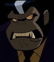 Default gorilla boss