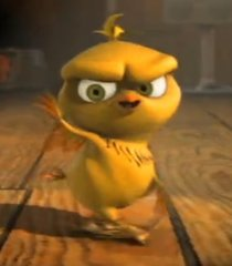 Default angry chick