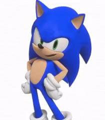 Default sonic the hedgehog