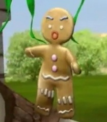 Default gingy