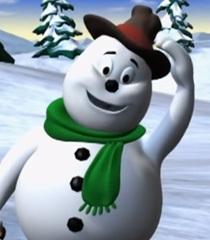 Default scoop the snowman