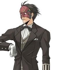 Default masked butler