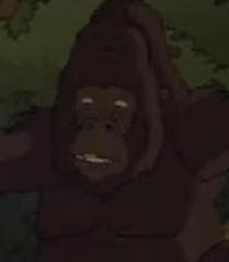 Default gorilla