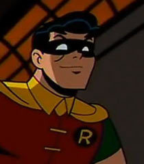 Default robin dick grayson young