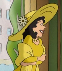 Default mrs yellow hat