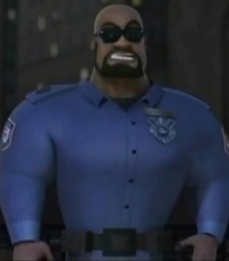 Default officer x exterminator x