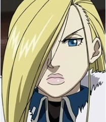 Default olivier mira armstrong
