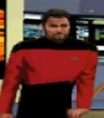 Default commander william riker