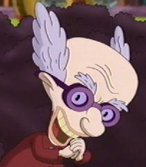 Default professor pinchworm