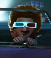 Default 3d movie guy