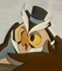 Default mayor owl