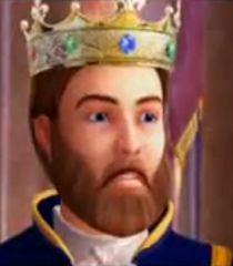 Default king peter