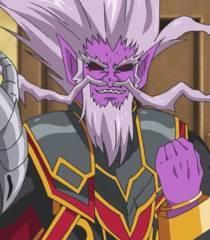 Default demon lord gagnar