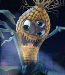 Default corn monster