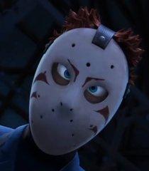 Default hockey mask bob