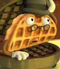 Default mr waffle