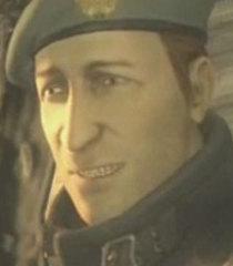 Default lieutenant cartwright