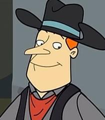 Default rodeo cowboy