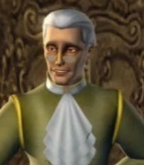 Default royal butler
