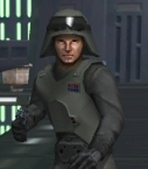Default imperial officers