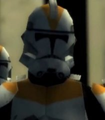 Default clone trooper