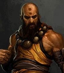 Default monk male
