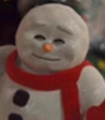 Default snow globe santa