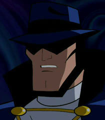 Default phantom stranger