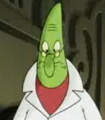 Default martian scientist