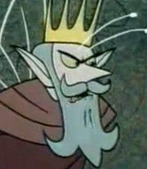 Default king oberon