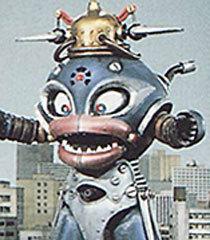 Default googleheimer toy robot