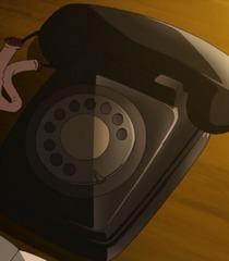 Default telephone voice