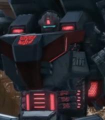 Default autobot titan