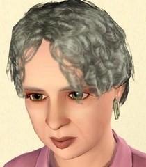 Default elder sims female