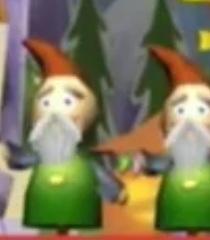 Default puppet singers