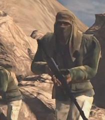 Default afghan soldiers
