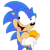 Thumb sonic with microphone